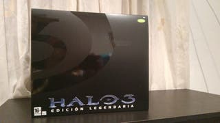 HALO 3 Legendary Edition Helmet