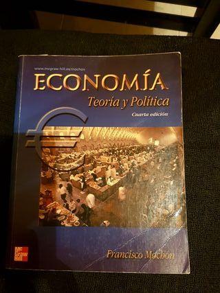 Economía Teoría y Política Francisco Mochón
