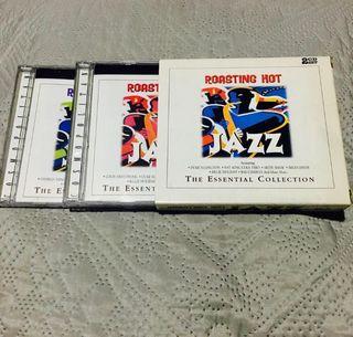 Discos jazz ROASTING JAZZ HOT