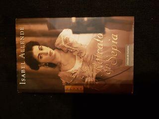 Retrato en Sepia Isabel Allende