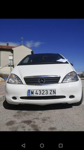Mercedes-Benz Clase A 140 2000