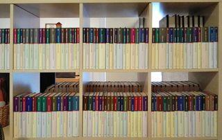 Colección novelas en castellano