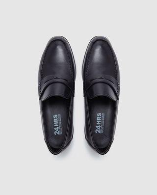 Zapatos negros 24HORAS
