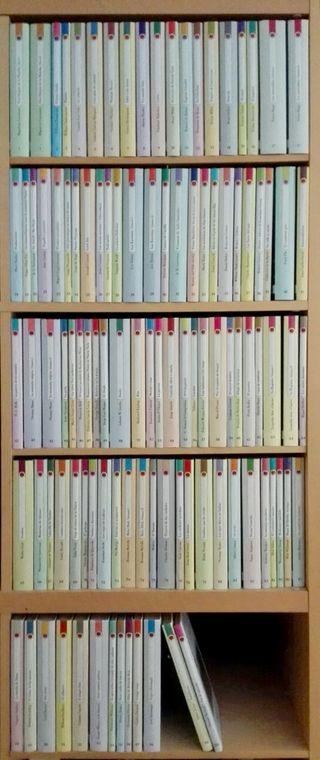 Colección novelas Joyas del Milenio