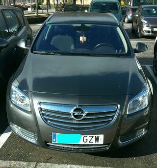 Opel Insignia del 2011, Sport familiar automático