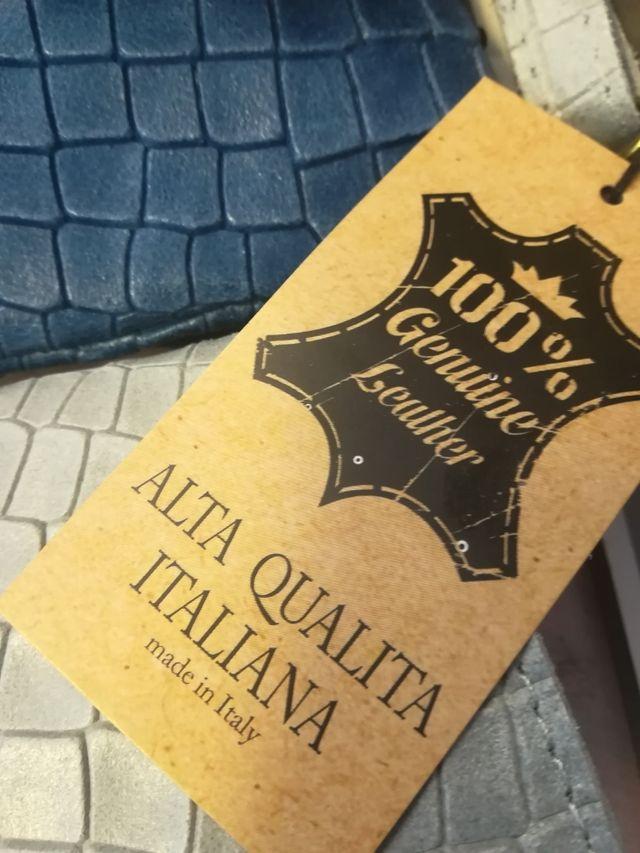 Bolsos de pura piel italiana, diseño exclusivo