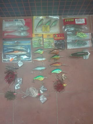señuelos de pesca