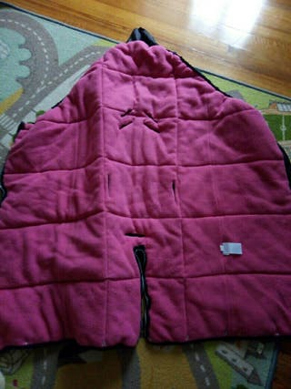 saco universal red castle