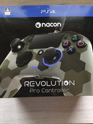 Mando Nacon Revolution