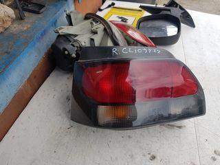Piloto Renault Clio