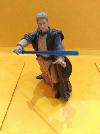 """STAR WARS 3.75"""" POTJ CUSTOM Jedi Padawan"""