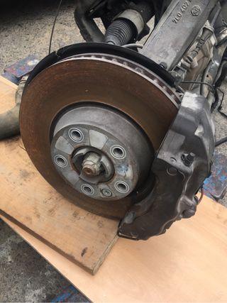 mecanica de touareg v10
