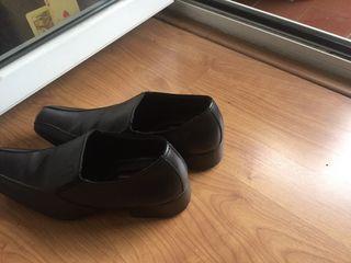 Zapatos plantilla acolchada talla 42