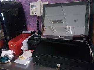 TPV con impresoras y PDA