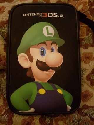 3 DS XL Editión Limitada LUIGI