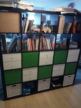 Estantería Expedit / Kallax de Ikea