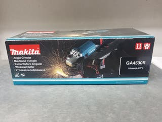 Mini amoladora Makita GA4530R 720 W 115 mm.