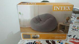 sillón hinchable