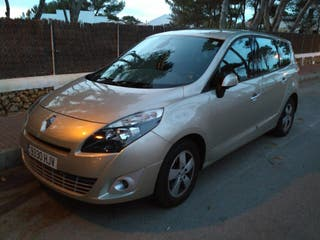 Renault Grand Scenic 2012 Dynamique Energy dCi 130