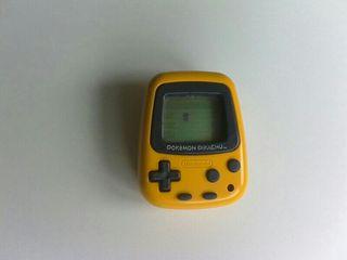 Pokemon Pikachu podometro tamagotchi