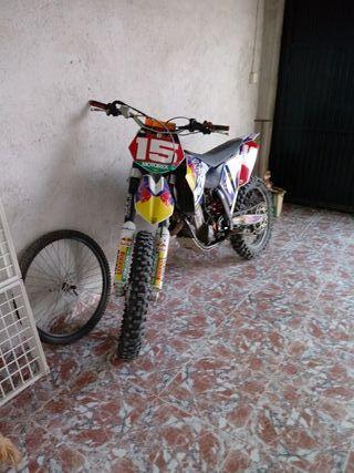 ktm 250 4t motocross