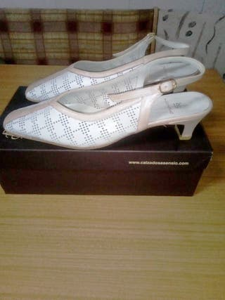 """ZAPATO MUJER """"ASENSIO"""" N39"""