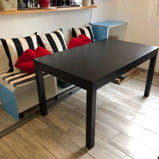 MESA COMEDOR IKEA de segunda mano por 90 € en Madrid en WALLAPOP