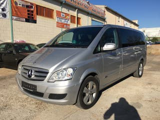 mercedes-benz Viano 2013 8 plazas Extralarga