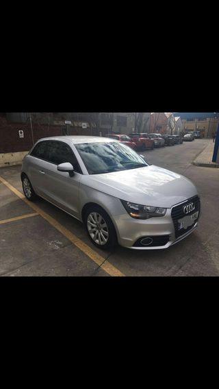 Audi a1 acepto cambios