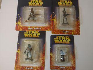 Figura Star Wars plomo