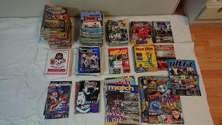 Gran lote revistas futbol