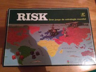 Risk primera edicion