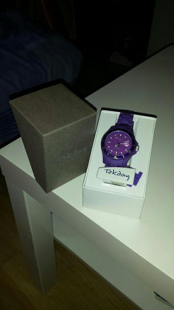 Reloj Tekday