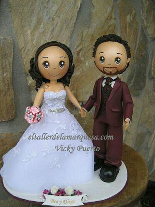 fofucha boda