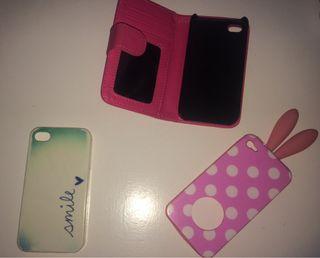 Carcasa iPhone 4S