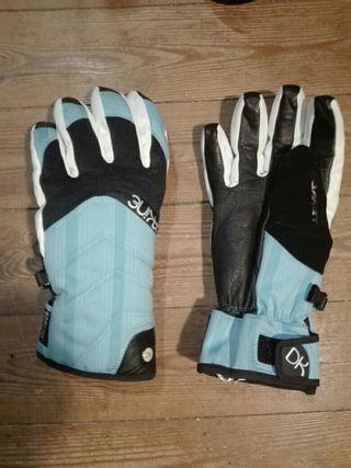 guantes nieve Dakine