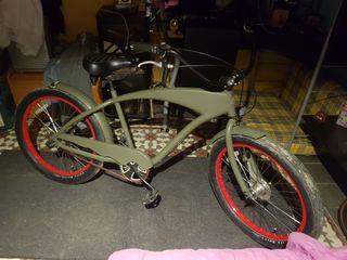 Bicicleta americana marca felt