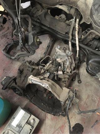 Caja de cambios Audi A3