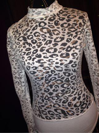 Sexy mesh bodysuit