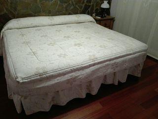 edredón para cama de 2 metros.