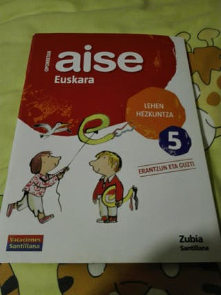 AISE EUSKERA LH5 eta LH3