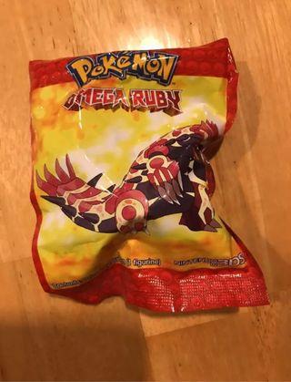 Pokemon groudon figura