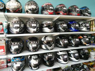 cascos de moto nuevos