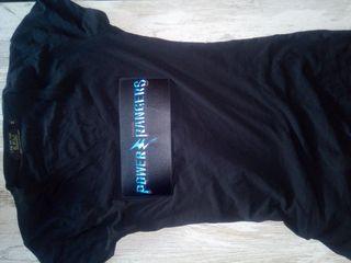 camiseta led