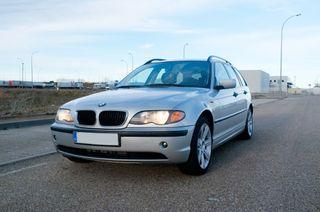 BMW Serie 3 320 Touring 150 CV diesel. Negociable