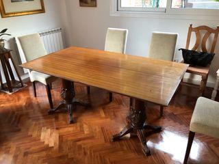 Mesa comerdor madera