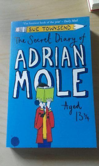 Libro Adrian Mole