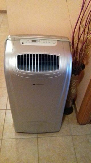 calefactor y aire acondicionado