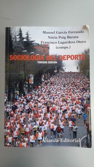 Libro Sociología del deporte