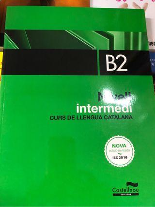 Nuevo Libro catalan nivel B 2